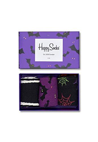 box HALLOWEEN GIFT BOX XHAL08-9001 Grau, Size:36-40 (Happy Halloween Happy Halloween)
