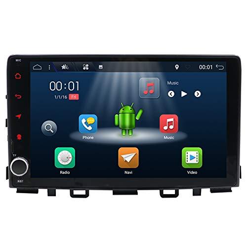YUNTX Android 8.1 Autoradio Compatible con Suzuki Kia RIO 2017 - 2GB/32GB - GPS 2 Din - Cámara Trasera GRATIS - 9 pulgada - Soporte DAB+ / Mandos de Volante / USB / 4G / WiFi / Bluetooth / MirrorLink