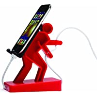 Elifestyle Ständer Dock Ladestation Docking Dockingstation Rot für Galaxy S4 i9500,Galaxy Note 8,iPhone 5 5G 5S,4G,4S, iPad1,2,3,4,5,Mini, iPod, Galaxy Tab, Galaxy S2 i9100 ,Galaxy S3 i9300,Google Nexus 4, Surface Pro 2,Galaxy Note 2 N7100, HTC Butterfly, Ipod Touch 5 5G