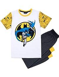 Batman- - Pijama Dos Piezas - para niño