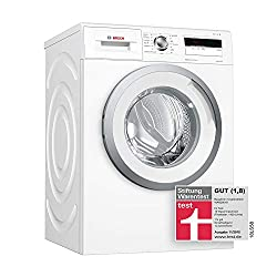 Bosch WAN28040 Serie 4 Waschmaschine Frontlader / A+++ / 137 kWh/Jahr / 1400 UpM / 6 kg / weiß / EcoSilence Drive / Trommelreinigung