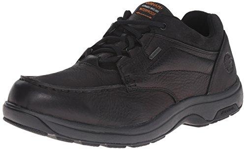 Dunham Men's Exeter Low Waterproof Oxford,Black,10 D US Black
