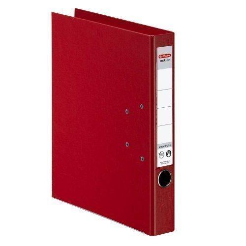 maxfile-herlitz-proteger-mas-carpeta-plastica-ancho-de-espalda-50-cm-rojo