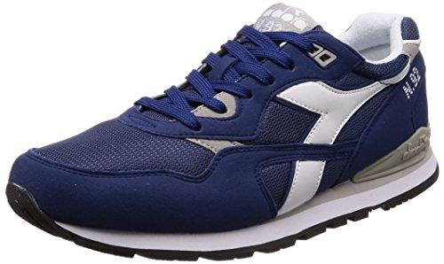 Diadora n.92, sneaker uomo, blu (blu estate), 41 eu
