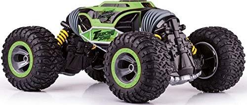 Carson 500404202 500404202-1:10 My First Magic Machine 2.4G 100% RTR, Ferngesteuertes Auto, RC-Fahrzeug, inkl. Batterien und Fernsteuerung, grün