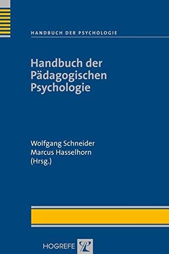 Handbuch der Psychologie / Handbuch der Pädagogischen Psychologie