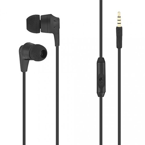 BLUE DIAMOND Skullcandy S2IKDY-003-Ink'd 2.0 Earbud Headphones with Mic-Black_any smart mobile and i PHONE  available at amazon for Rs.719
