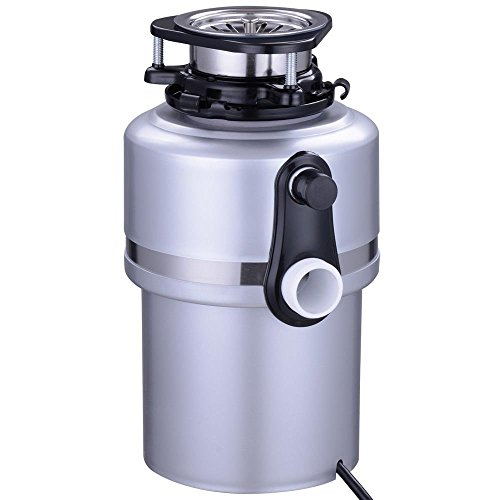 reasejoy-3-4-hp-garbage-food-waste-disposal-continuous-feed-kitchen-disposer-tool-4200-rpm-silver