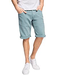 edc by Esprit 046cc2c006-Colored Jeans, Short Homme