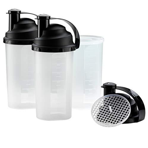 3x KTX7® Shaker 700ml X.1