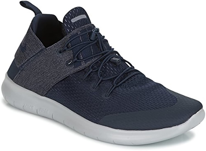 Nike - Zapatillas de Running de Lona para Hombre Azul