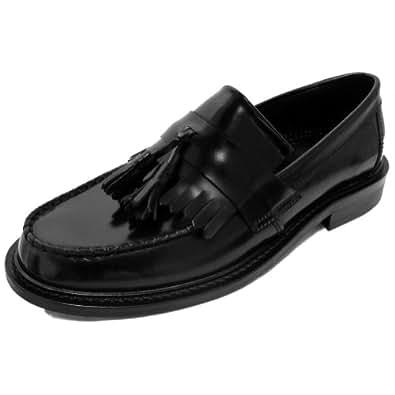 ikon mocassins glands selecta style ska homme noir eu44 chaussures et sacs. Black Bedroom Furniture Sets. Home Design Ideas