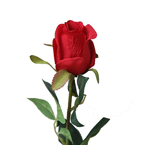 squarex Clearance Künstliche Fake Rose Flower Bridal Bouquet -