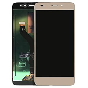 PREVOA ® ? Honor 5C - LCD Display Touchscreen Bildschirm Komplettset LCD Lens Touch Screen LCD Display Digitizer Assembly Replacement - Gold