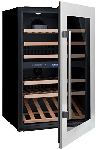 Climadiff AV 45 XDZI Mini-réfrigérateur Argent