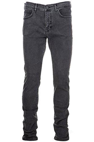 Alexander Mcqueen Jeans (MCQ Alexander McQueen Herren Jeans denim strummer swallow Grau EU 20 (UK 3.5) 423060 RHD09 1108)