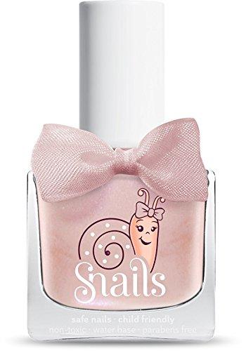 Snails Kinder Nagellack viele Farben abwaschbar mit Wasser und Seife (Jellyfish (puderrosa...