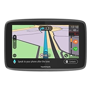 TomTom Go Professional 6250 GPS Truck Sat Nav with Full European (Including UK) Lifetime Maps and Traffic Services Designed for Truck, Coach, Bus, Caravan, Motor-homes and Other Large Vehicles (B07144Y466) | Amazon Products