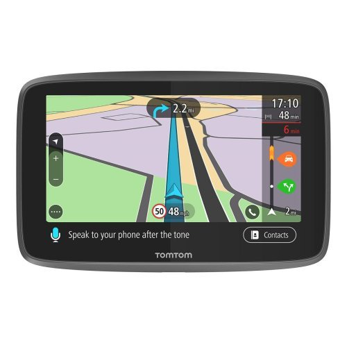 TomTom GO Professional 6250 Navigationssystem (Kontinent)