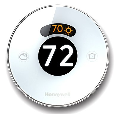 HONEYWELL HOME/BLDG CENTER Lyric Wi-Fi Thermostat