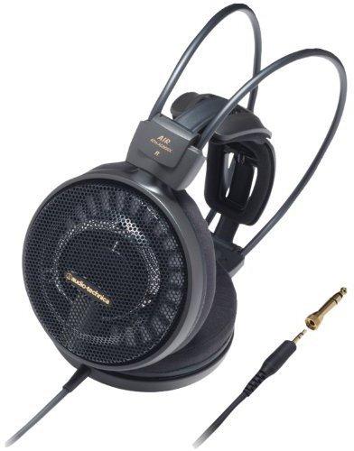 Audio-Technica ATH-AD900X High-Fidelity Offener HiFi-Kopfhörer schwarz thumbnail