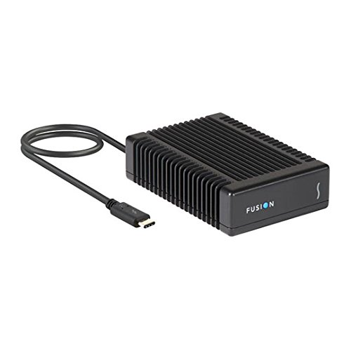 Sonnet Technologies FUS TB3–1TB Fusion Thunderbolt 3PCIe Flash Drive 1TB