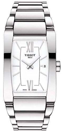 TISSOT Mod. GENEROSI - Lady - White DIAL - Bracelet - Date - Swiss Made