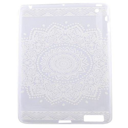 iPad 4 / iPad 3 / iPad 2,per Apple iPad 4 / iPad 3 / (Rivestita Di Gomma Di Caso)