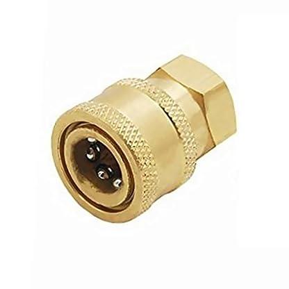 Homyl-4pcs-Socket-Messing-Schnellkupplung-12mm-to-14-Female-15mm-auf-38-Zoll-Female