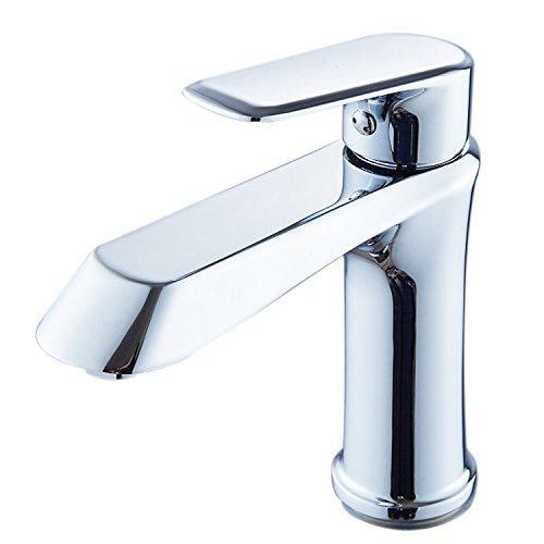 Wasserfall Wasserhahn Bad Waschtischarmatur Mischbatterie Waschbeckenarmatur Badarmatur Waschtischmischer Bad Wascbecken Armatur