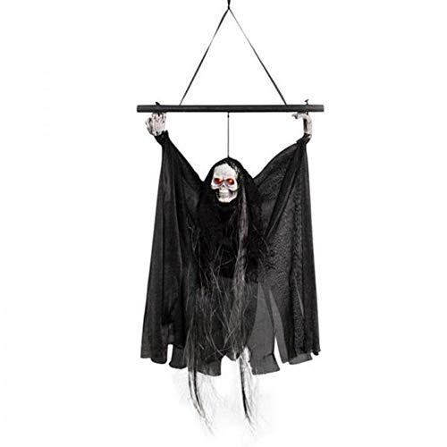 TOMMY LAMBERT Halloween Dekoration Halloween Horror Hanging Ghost Illuminate Solides Halloween Indoor Outdoor Dekor Halloween Party Dekoration