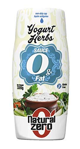 NATURALE Zero yogurt Herbs Sauce-300gr