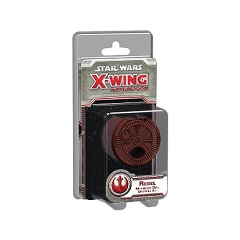 Star Wars X-Wing: Rebel Maneuver Dial Upgrade Kit