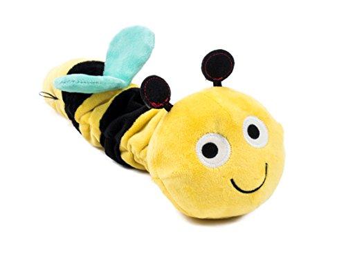 Latex-plüsch (Petface Biene Bert aus robustem Latex und Plüsch)