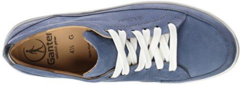 Ganter Gill, Weite G, Derby Femme Blau (jeans/antrazit 3462)