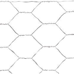 Papillon 1170982 - Enrejado Triple Torsion 31/150 cm, Rollo 50 Metros, Uso doméstico