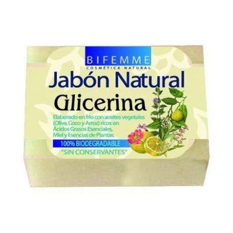 Bifemme Jabón de glicerina - 100 gr