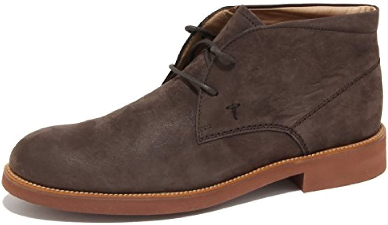 6878N polacchino TOD'S scarpe uomo shoes men marrone