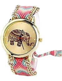Divine Quartz Wrist Watch With Hathi Dial Casual Wear Fashion Wear Suitable For Girls & Women Party Wear Fabulous...