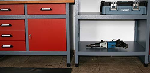 Küpper Regal Modell 89202 (Farbe: silbergrau) - 2