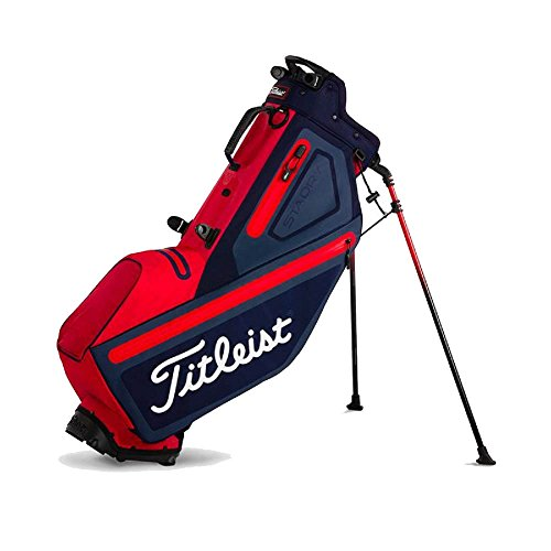 TITLEIST Players 4 stadry Sac pour Clubs de Golf, Homme...