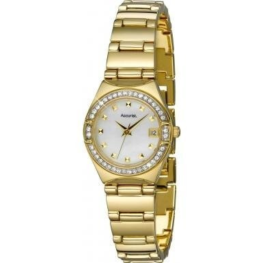 Accurist lb1660p Wrist Watch – Women's