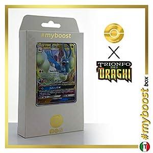 Altaria-GX 41/70 - #myboost X Sole E Luna 7.5 Trionfo dei Draghi - Box de 10 Cartas Pokémon Italiano