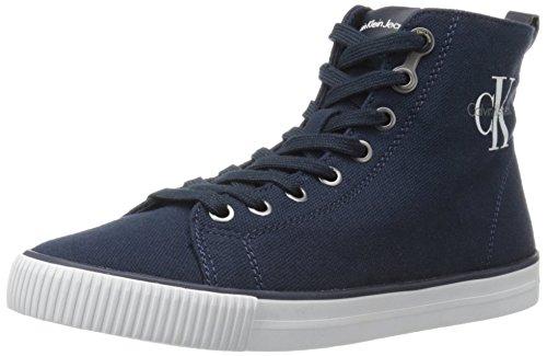 Calvin Klein Jeans Dolores, Baskets Basses Femme blue