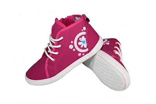 Lupilu LUPILU Kleinkinder Mädchen Sneaker 29 pink