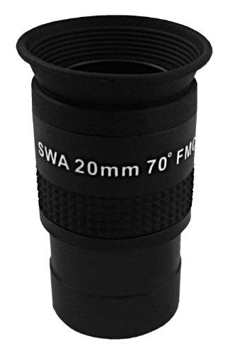 """Orbinar Super Weitwinkel Okular 70° FMC 1,25"""" 31,7mm SWA 20mm"""