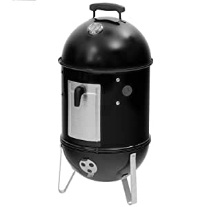 weber smokey mountain cooker 37cm barbecues grills. Black Bedroom Furniture Sets. Home Design Ideas