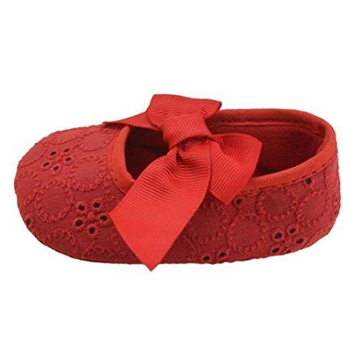 Primeros Pasos Bebe, K-youth® Zapatos Bebe niña Zapatos de bebé niña niño recién Nacido de Cuna...