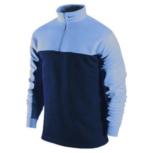 Nike Herren Therma-Fit blockiert 1/2Zip Pullover, Herren, Varsity Royal/College Navy Preisvergleich
