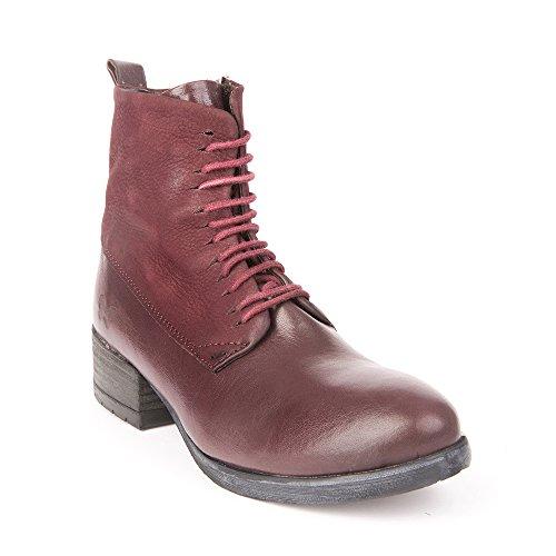 Felmini - Damen Schuhe - Verlieben Raisa 9101 - Schnürung Stiefel - Echte Leder - Violett - 41 EU...